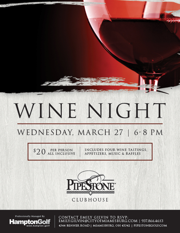 PS   Wine Night March 27 EMAIL