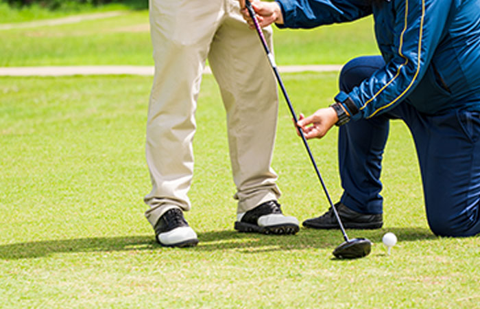 Schedule Golf Lessons